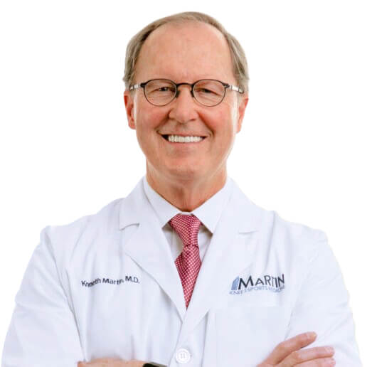 Dr. Kenneth A. Martin - Orthopedic Surgeon Little Rock - Orthopedic Surgeon North Little Rock, AR - Orthopedic Surgeon near me