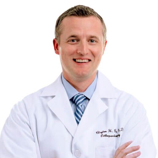 Dr. Clayton H. Riley - Orthopedic Surgeon Little Rock - Orthopedic Surgeon North Little Rock, AR - Orthopedic Surgeon near me